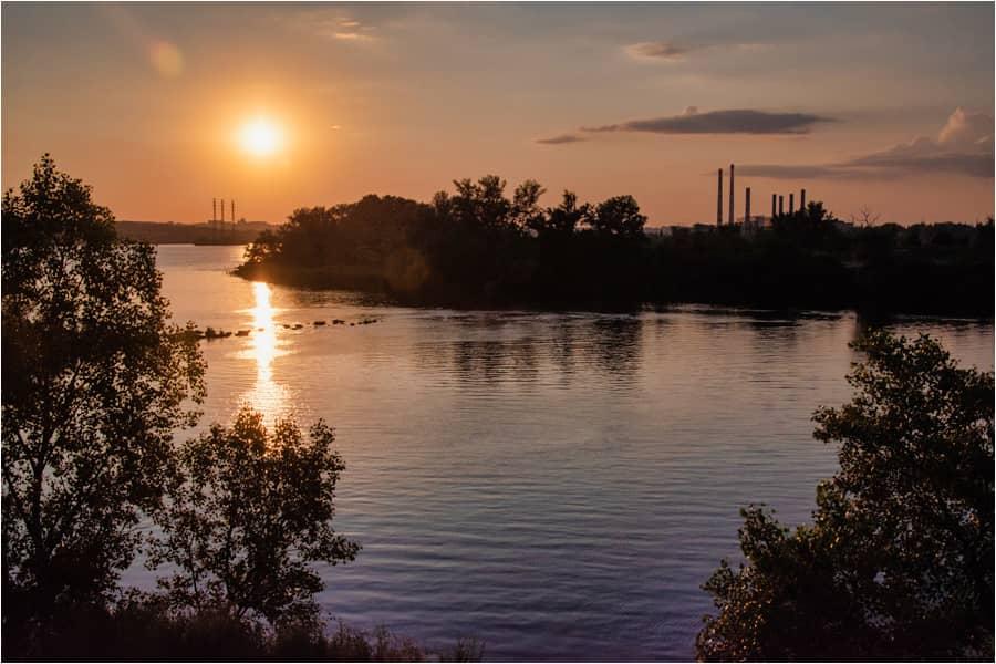 Днепровские закаты-2020